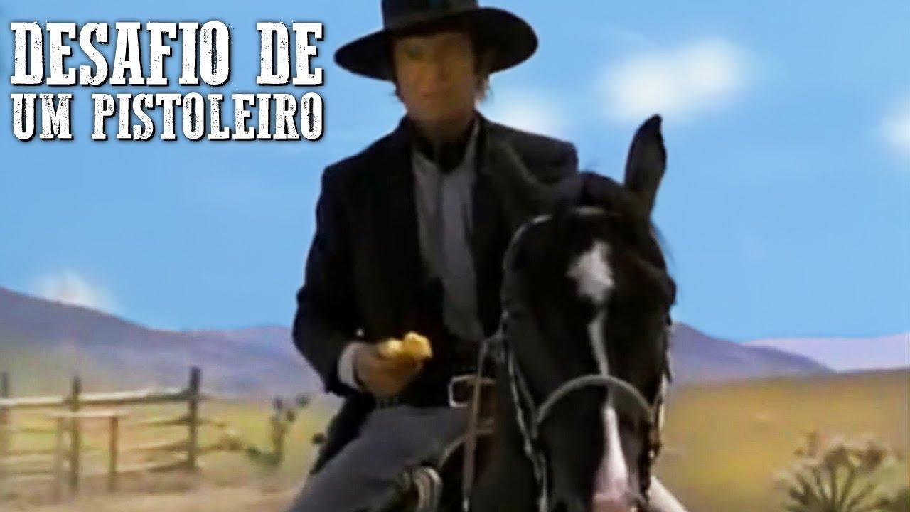 Desafio de um Pistoleiro | Melhor filme de faroeste completo | Velho Oeste | Português