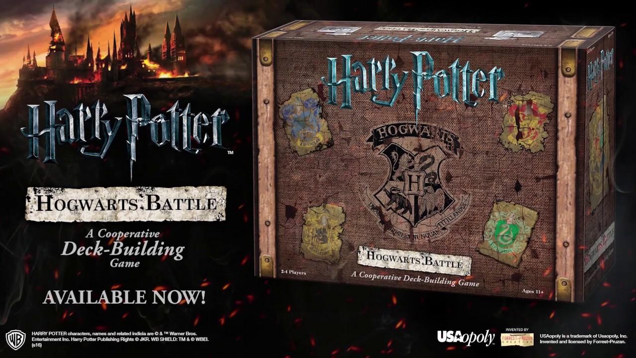 Harry Potter Kampf Um Hogwarts Familienspiele Spiele Spielware Kosmos
