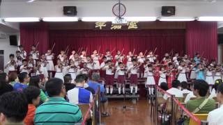 滬江小學 2016-2017家長教師會會員大會表演-小提琴合