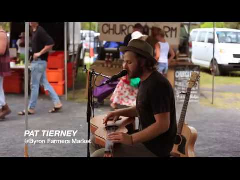 Singer Song Writer @Farmers Market / Byron Bay