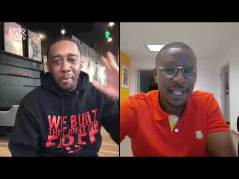 Building Black Wealth | Talley & Twine | Hosted by Draze