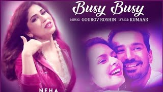Busy Busy Latest Bollywood Romantic Hot Song || REVERT VISUALS- Enjoy the Experience