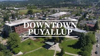 Downtown Puyallup Neighborhood Video