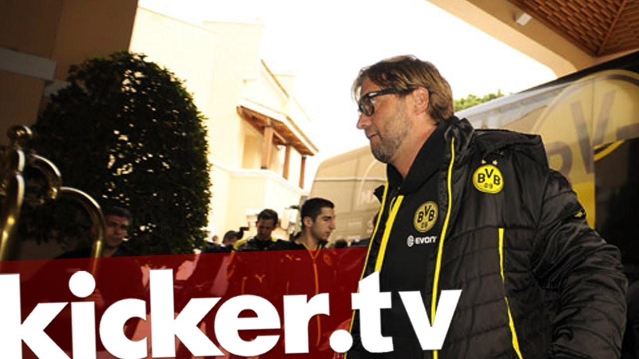 Borussia Dortmund startet ins Trainingslager: Ziel Platz zwei