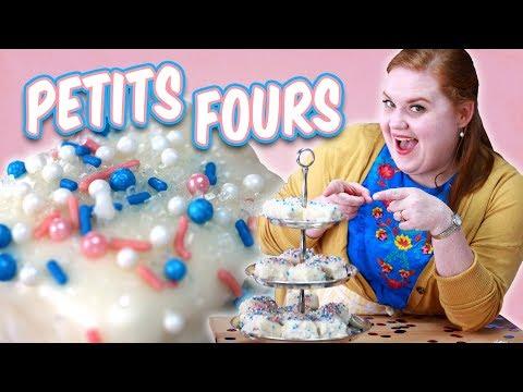 How to Make Petits Fours | Smart Cookie Recipes | Allrecipes.com