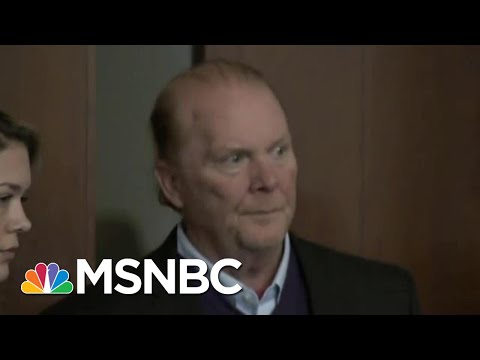 Celebrity Chef Mario Batali Pleads Not Guilty To Groping, Kissing Woman | Craig Melvin | MSNBC