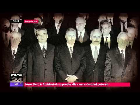 Dinastia PSD - documentar Digi24