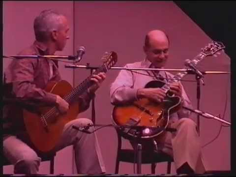 Rare Joe Pass footage not seen for over 30 years