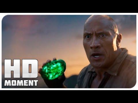 Финал игры - Джуманджи: Зов джунглей (2017) - Момент из фильма