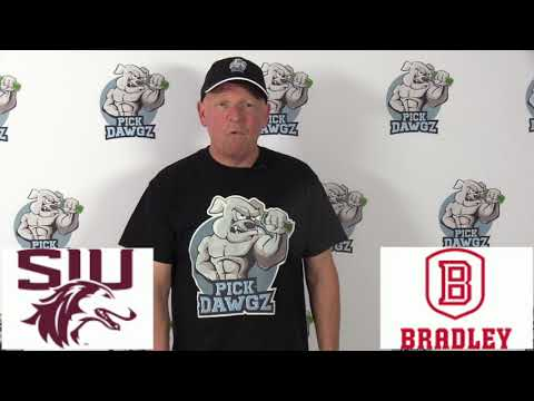 Bradley vs Southern Illinois 3/6/20 Free College Basketball Pick and Prediction CBB Betting Tips
