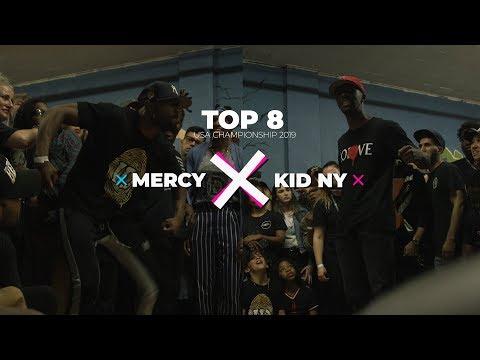 Top 8   Mercy VS Kid NY   BeastCamp USA Championship 2019