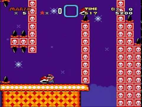 Blood Mountain (Super Mario World hack)