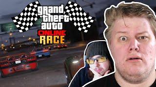 Dhalucard, das TIER & der salzige Jay 🎮 GTA Online Race