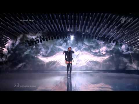 Nina Sublatti – Warrior Евровидение 2015 (Грузия) Финал