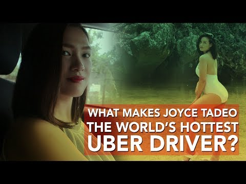 """What Makes Her the """"World's Hottest Uber Driver""""?"""