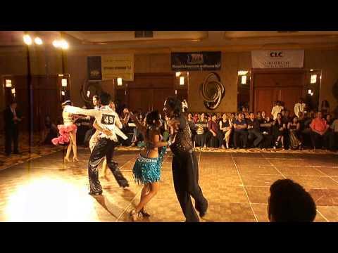 Dancefest 2013 - Amateur Rising Star  - Latin American - Samba