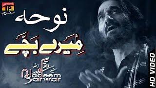 Nadeem Sarwar || Mere Bache || TP Moharram