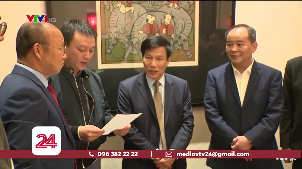 Bóng đá Việt Nam hướng tới năm mới với mục tiêu mới | VTV24