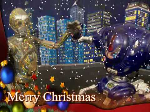 Sci-Fi Merry Christmas - YouTube