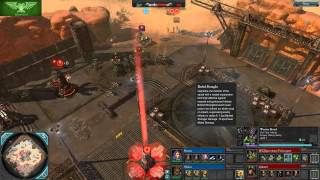 Dawn of War II: Retribution - Rataxas (FS), Manisz (KN) vs. Ignivomous(LA), fankater (LC)
