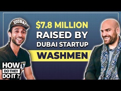 Dubai Startup Cofounder & COO - Jad Halaoui & Kevin Abdulrahman