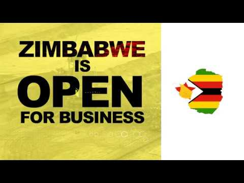 Zimbabwe Open For Business - Zimbabwe Mining Investment Conference 2018