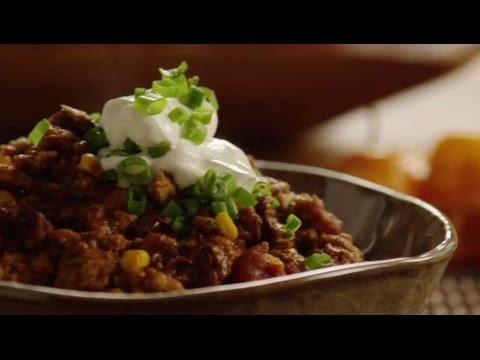 Chili Recipes - How To Make Smokin' Turkey Chili