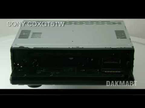 sony xplod cdx gt51w car cd mp3 player receiver cdxgt51w sony xplod cdx gt51w car cd mp3 player receiver cdxgt51w cdx gt510