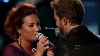 Pablo Alboran-Solamente tu ft.Demi Lovato[Sub Español/English]Live