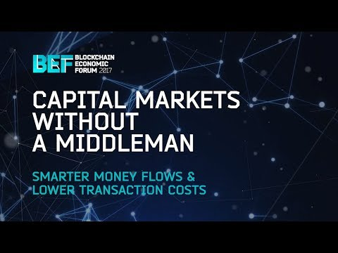 Capital Markets Without Middleman   BEF2017 Panel Highlights