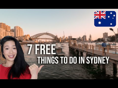 7 FREE THINGS TO DO IN SYDNEY AUSTRALIA | Sydney Travel Guide 2020