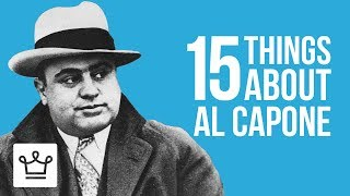 15 Things You Didn't Know About Al Capone
