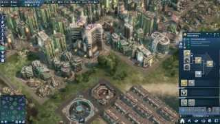 Anno 2070 - Planning For End Game