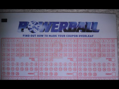 How To Calculate The Odds Of Winning Australian Powerball - Step By Step Instructions - Tutorial