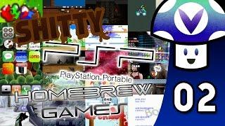 [Vinesauce] Vinny - Shitty PSP Hombrew Games (part 2)