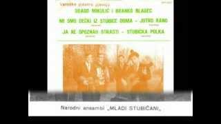 Mladi Stubičani 1968 - Mi smo dečki iz Stubice doma