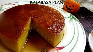 Kalabasa Flan