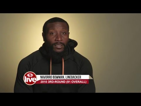 NaVorro Bowman Remembers his NFL Draft Experience