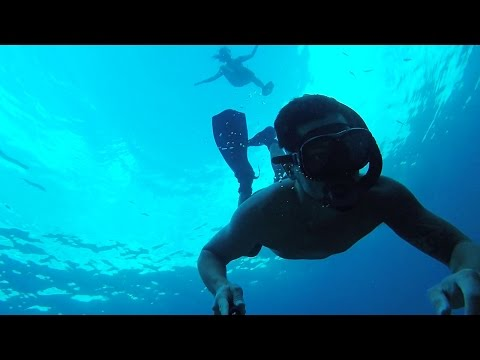 FREEDIVING GUAM Gunn Beach, Tumon Bay