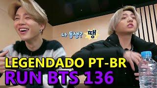 [LEGENDADO PT-BR] Run BTS! 2021 - EP.136 [+THAI/INDO]