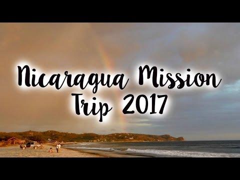 Nicaragua 2017: CRU Mission Trip
