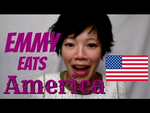 Emmy Eats the U.S. - American Supermarket Candies