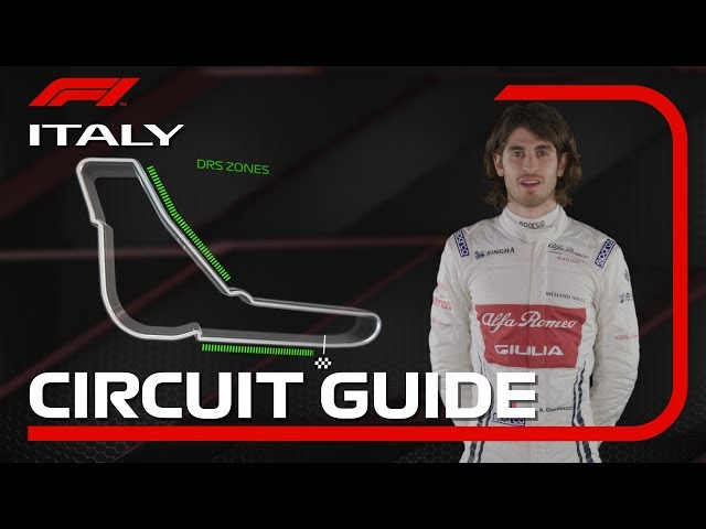 Antonio Giovinazzi's Guide To Monza | 2019 Italian Grand Prix