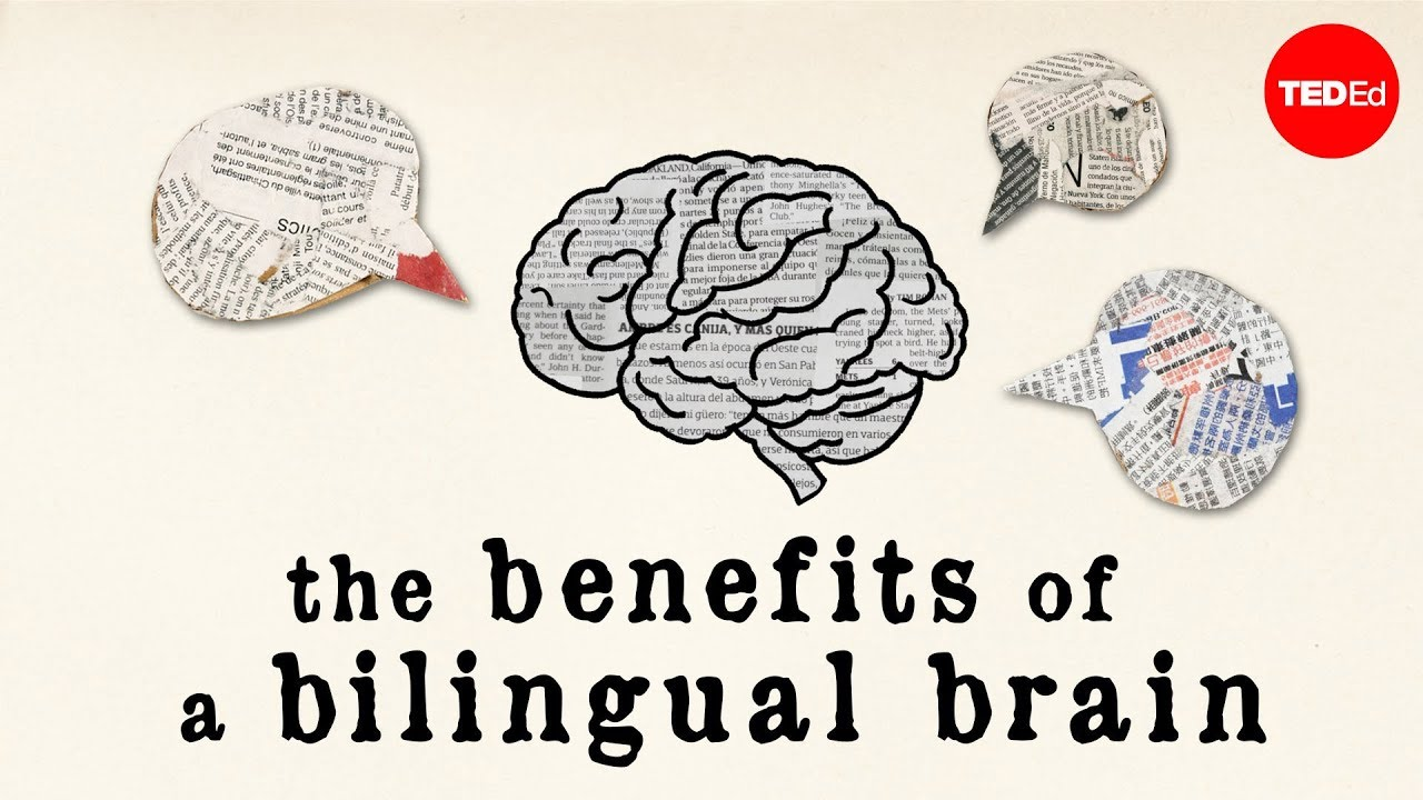 cognitive advantages of being bilingual