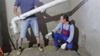 Главные ошибки монтажа водоснабжения и канализации в частном доме вторая серия