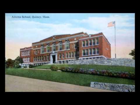 Quincy, Massachusetts. City of Presidents