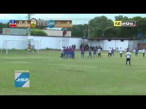 Gol de Giancarlo Maldonado Real Frontera 0-1 Dvo Tachira