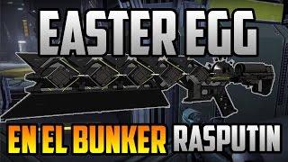Destiny Easter Egg de Rasputin Entrar al Bunker bloqueado de Rasputin the taken king