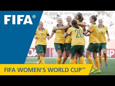 HIGHLIGHTS: Australia v. Nigeria - FIFA Women's World Cup 2015