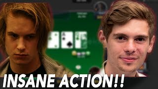 CRAZIEST High Stakes PLO Session W/ Isildur, Fedor, Loose Leon (HIGHLIGHTS)